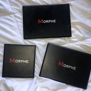Bundle of Morphe Pallets